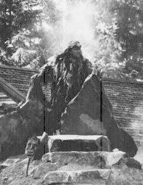 Ukkosenjumalan poika Rutja saapuu maan päälle (Markku Kotamäki)