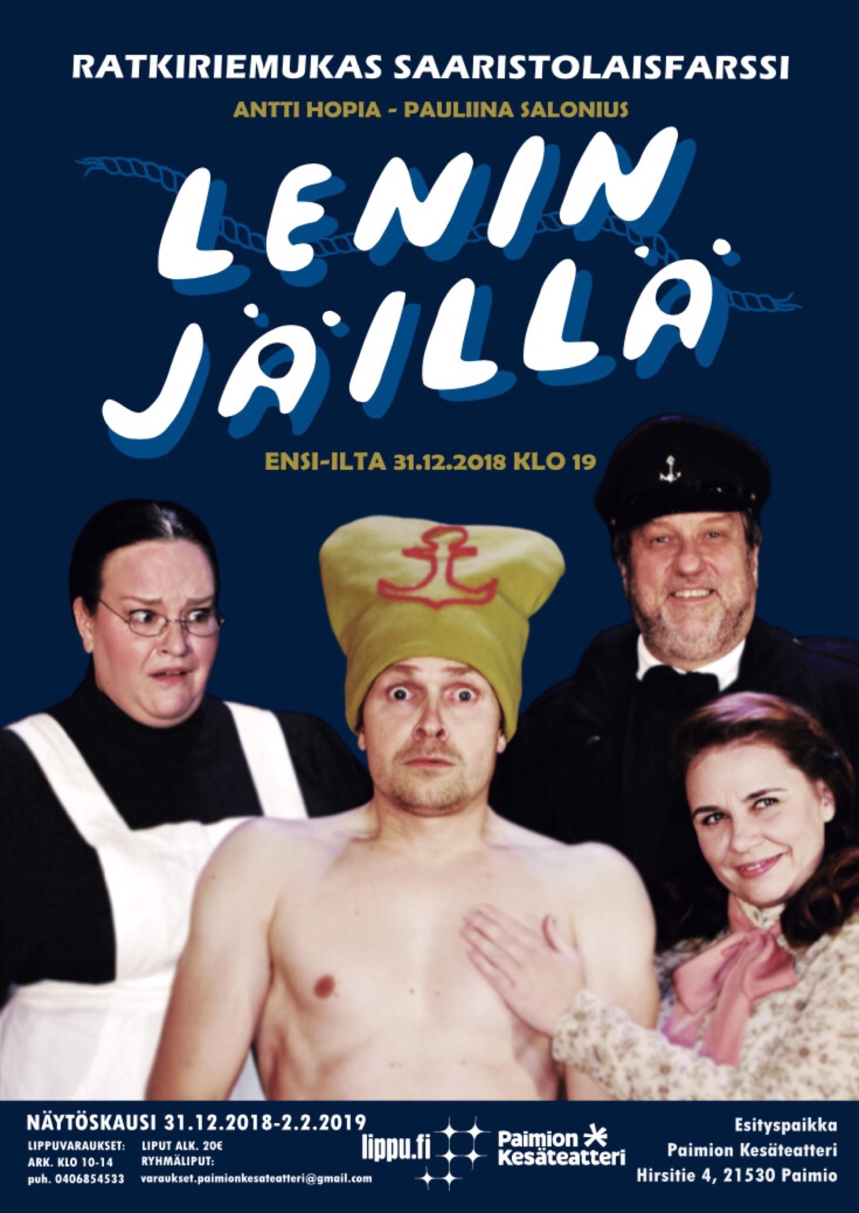 Lenin juliste
